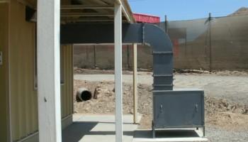 Ingeter | Ventilación industrial